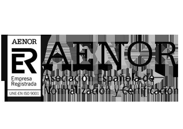 Certificación AENOR